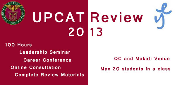 upcat-review-2013