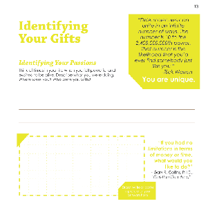 Identifying Gifts