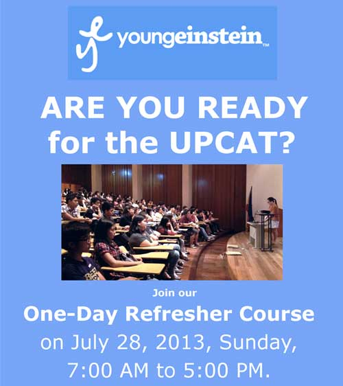 upcat-one-day-refresher-course-2013